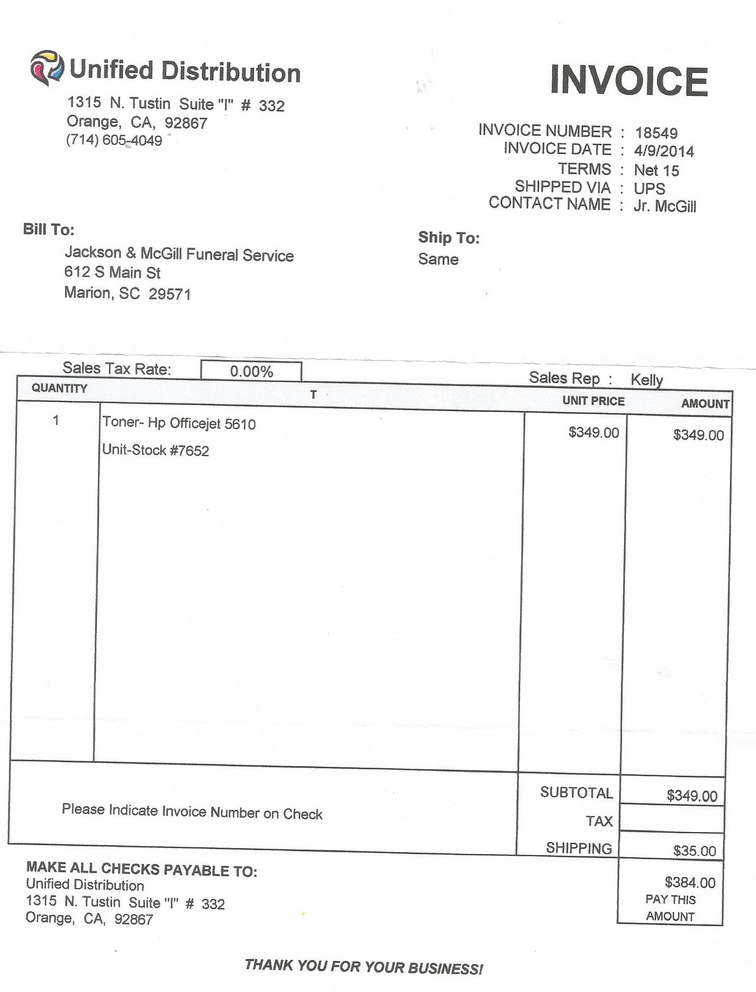 car club invoice ripoff report unified distribution complaint review orange 1513 X 1986