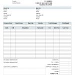 Commercial Invoice Software