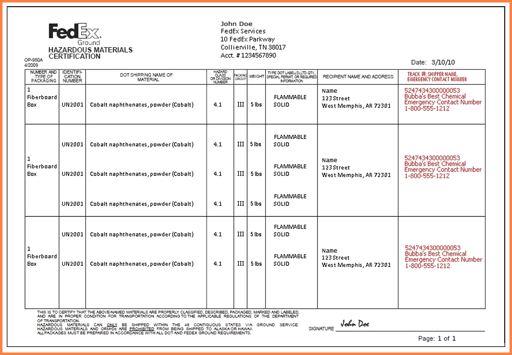 fedex ground commercial invoice 12 commercial invoice fedex sample invoice template 1652 X 1146