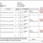 Fedex Ground Commercial Invoice