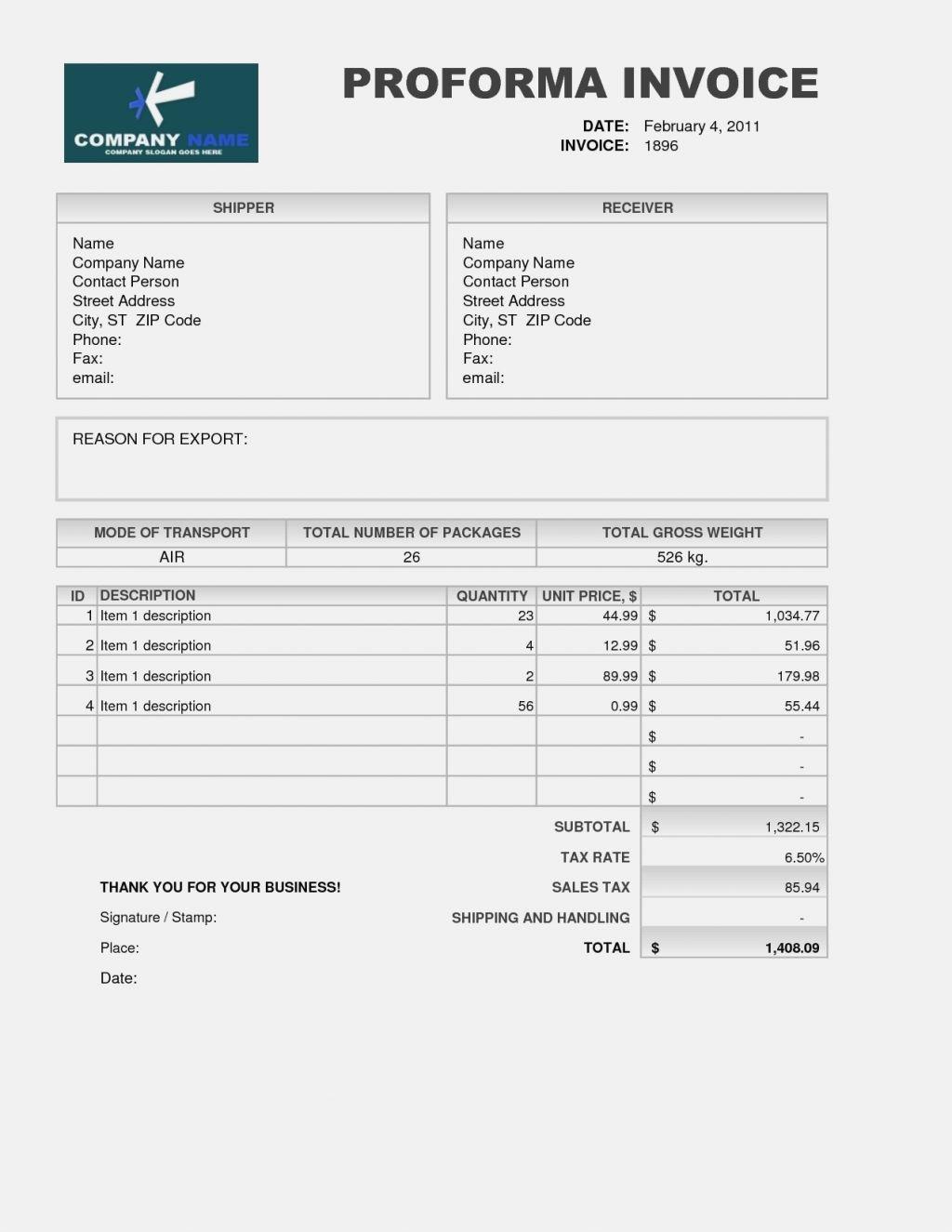 proforma invoice excel sample 5 signature signs of a winning sample proforma invoice excel template
