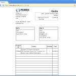 Po For Invoice