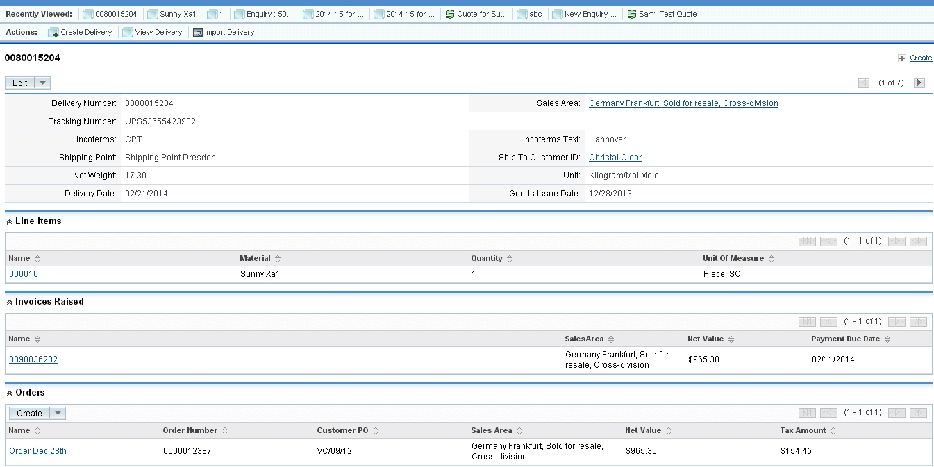sugarcrm order inventory and invoice management solution sugarcrm invoice module