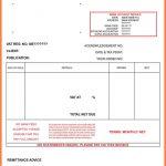 Ltd Company Invoice Template