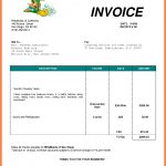 Invoice Templates Open Office