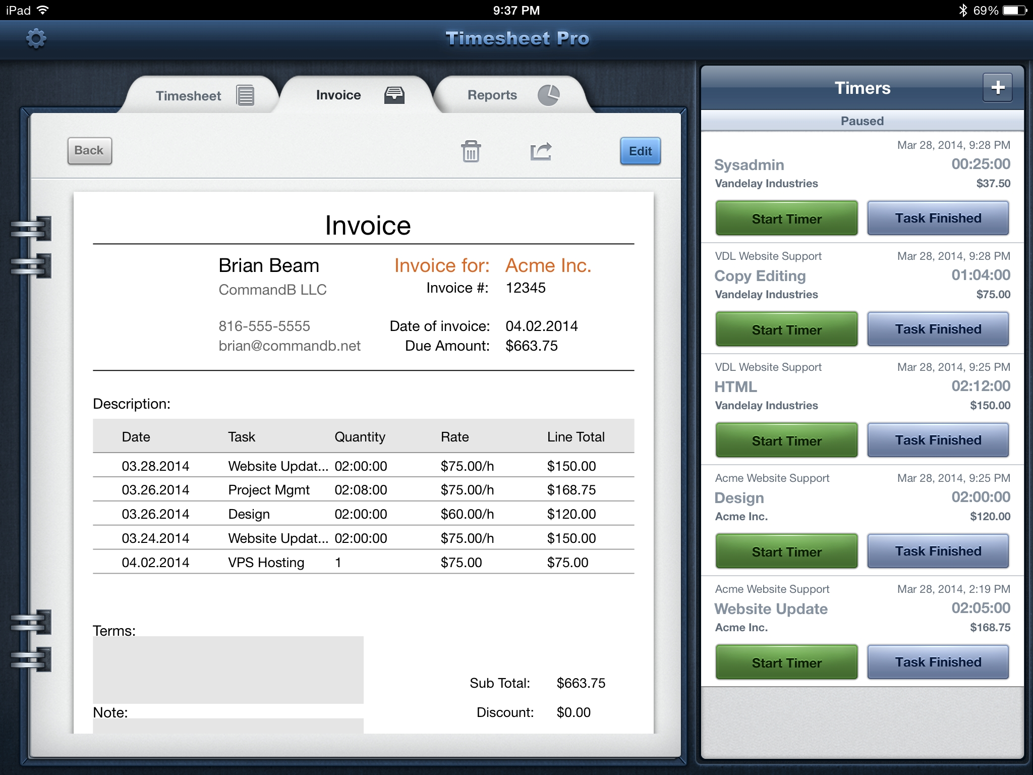 invoice apps for ipad the best timekeeping ios apps macworld 2048 X 1536