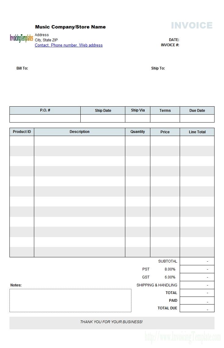... Musician Invoice Template Musician Invoice Template Australia Design  Excel 1240 X Mdxar 733 X 1136 ...  Musician Invoice Template