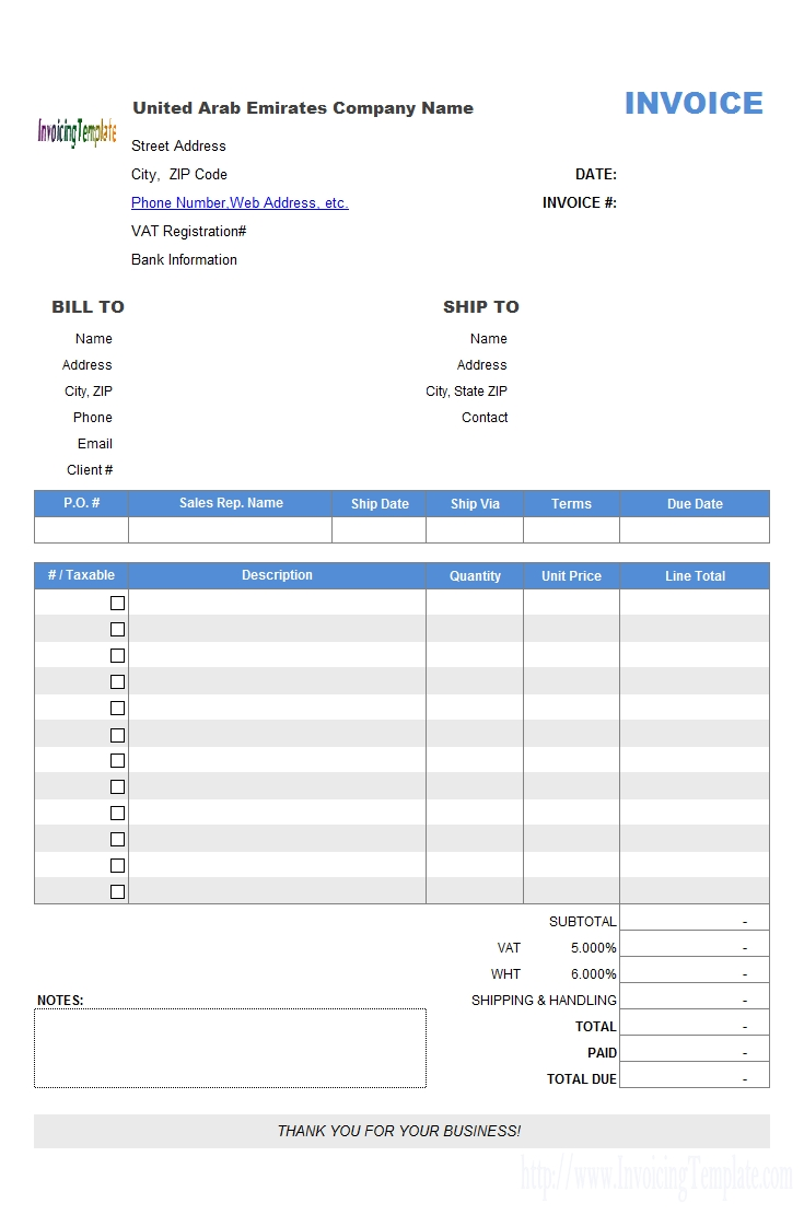 south africa tax invoice template sales digital invoice template