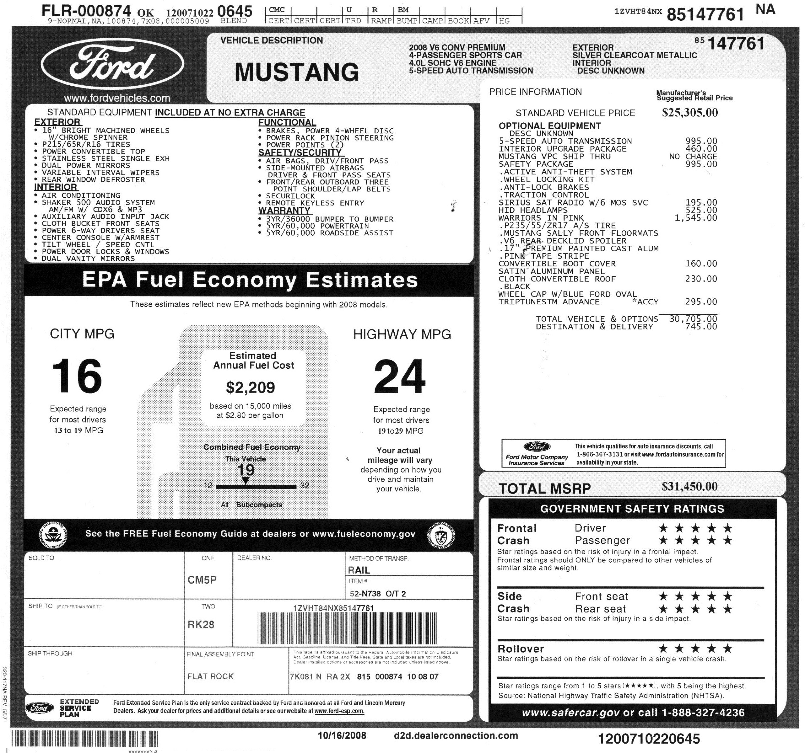 ford factory invoice ford get free image about wiring diagram ford factory invoice