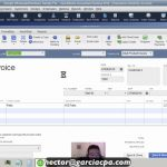 Importing Invoices Into Quickbooks