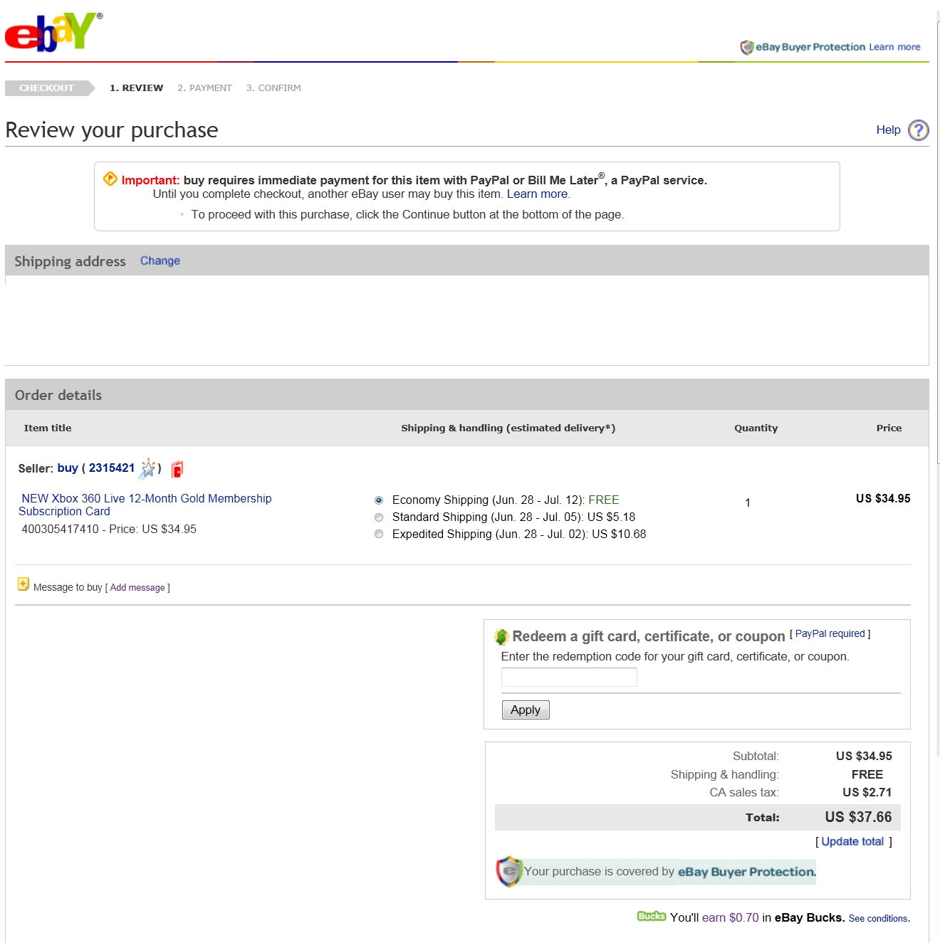 why am i being charged sales tax on a xbox live subscription ebay tax invoice