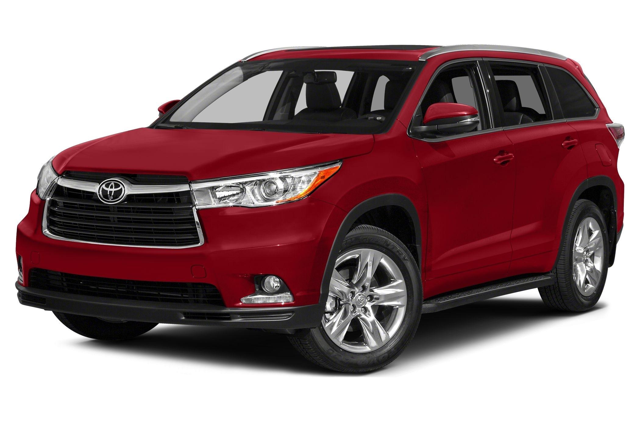 Invoice Price Toyota Highlander