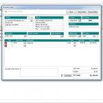 Access Invoice Template
