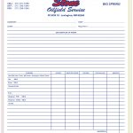 Custom Business Invoices