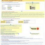 Ebay Invoice Scam