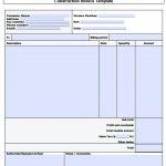 Invoice Template Creator