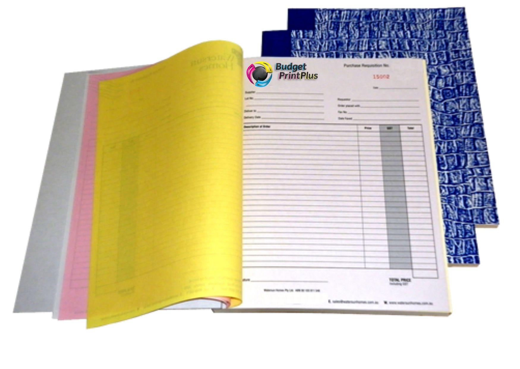 invoice bookscustom receipt booksbest price online printing invoice books