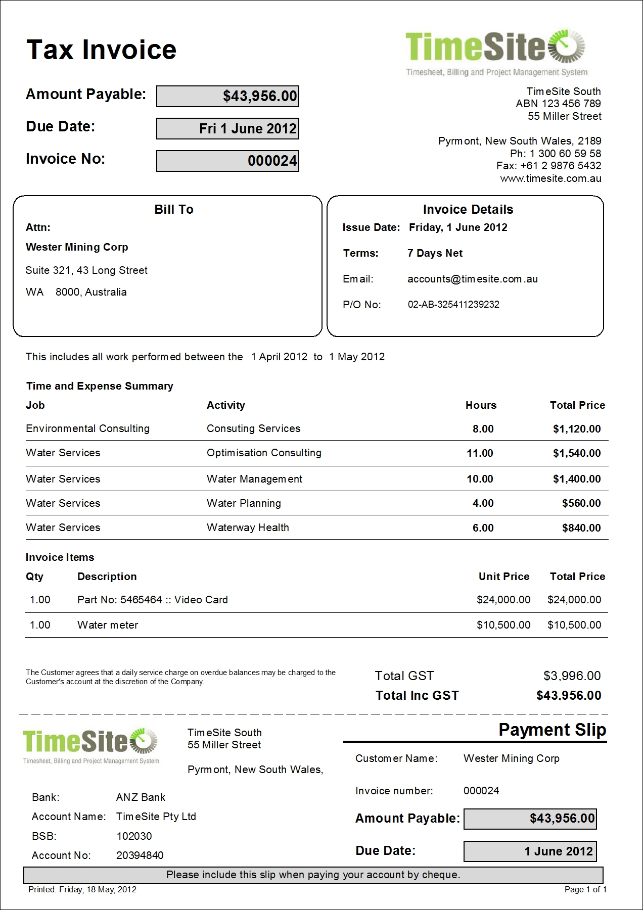 tax invoice template australia invoice example sample tax invoice