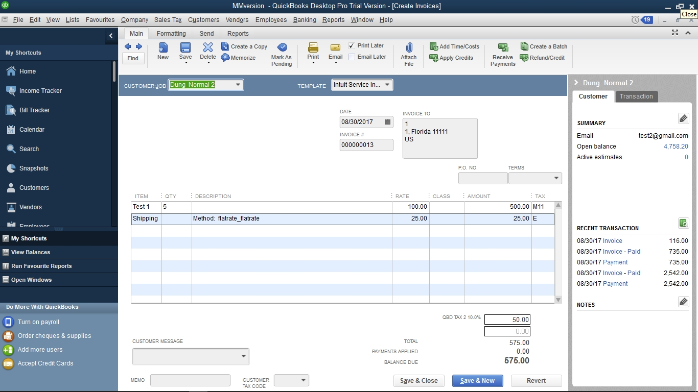 magento 2 quickbooks desktop integration magenest invoices in quickbooks