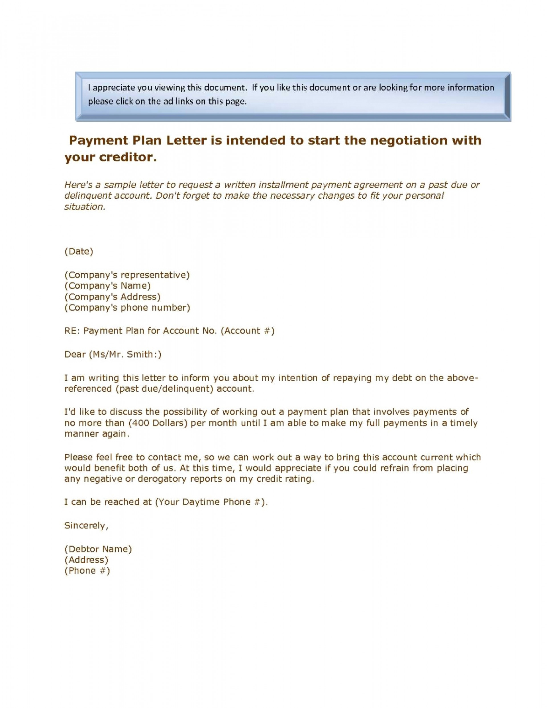 021 installment payment contract template wonderful ideas request letter for the fees pay installment