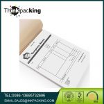 Pre Printed Carbonless Invoices