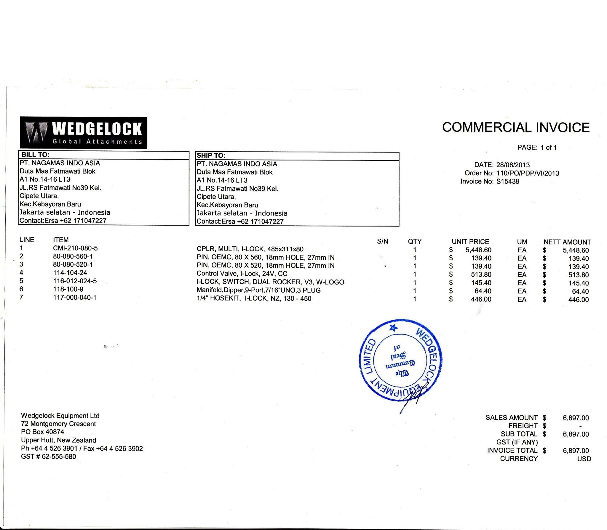 8 contoh invoice pengertian fungsi tujuan paling contoh proforma invoice dalam bahasa indonesia