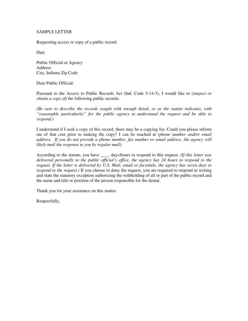 9 simple request letter templates pdf word free simple request letter sample