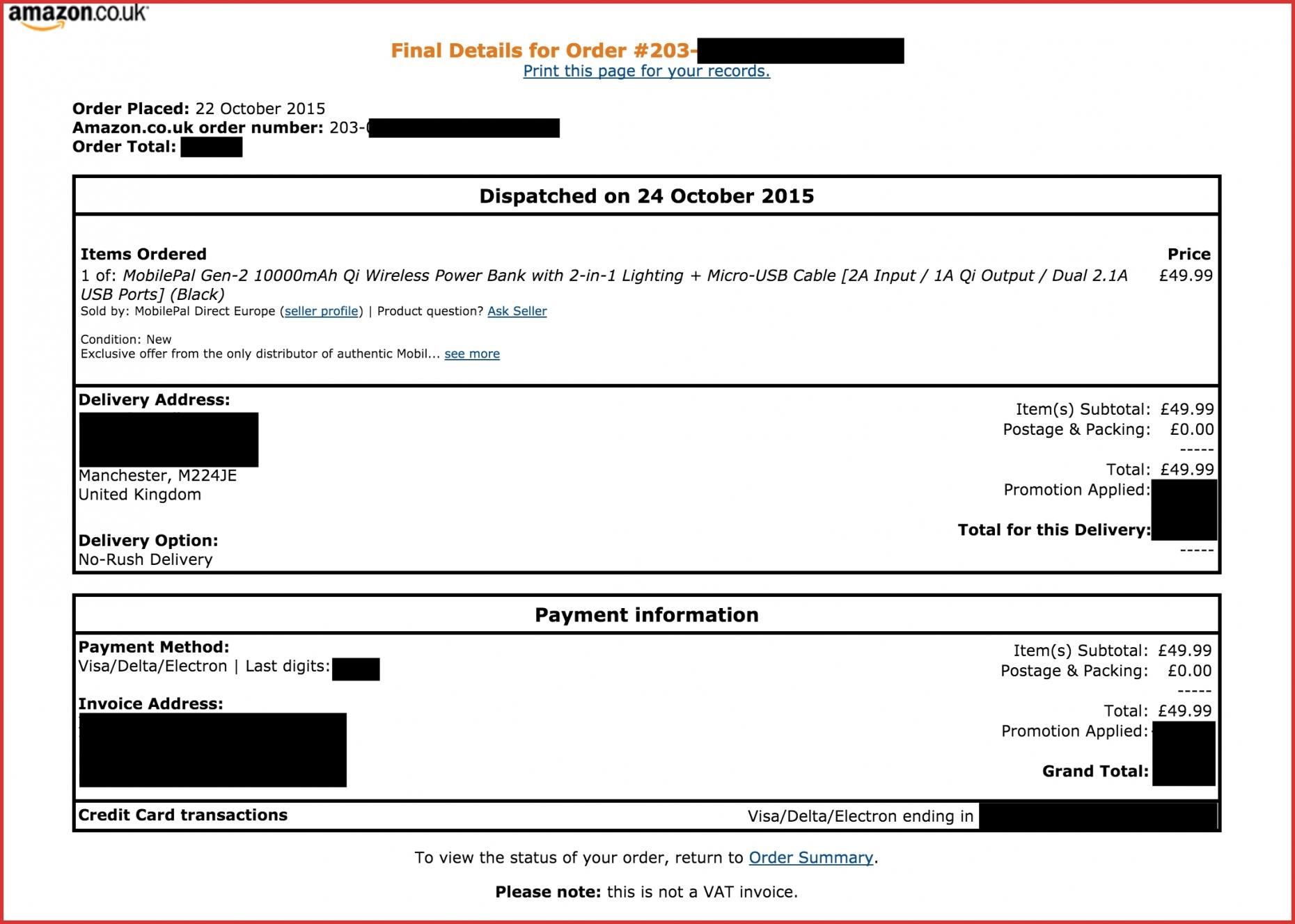 amazon bill format filename coolgreenjobs amazon invoice sample of amazon bill invoice
