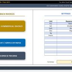 Invoice And Database Excel