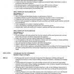 Deli Staff Resume Sample