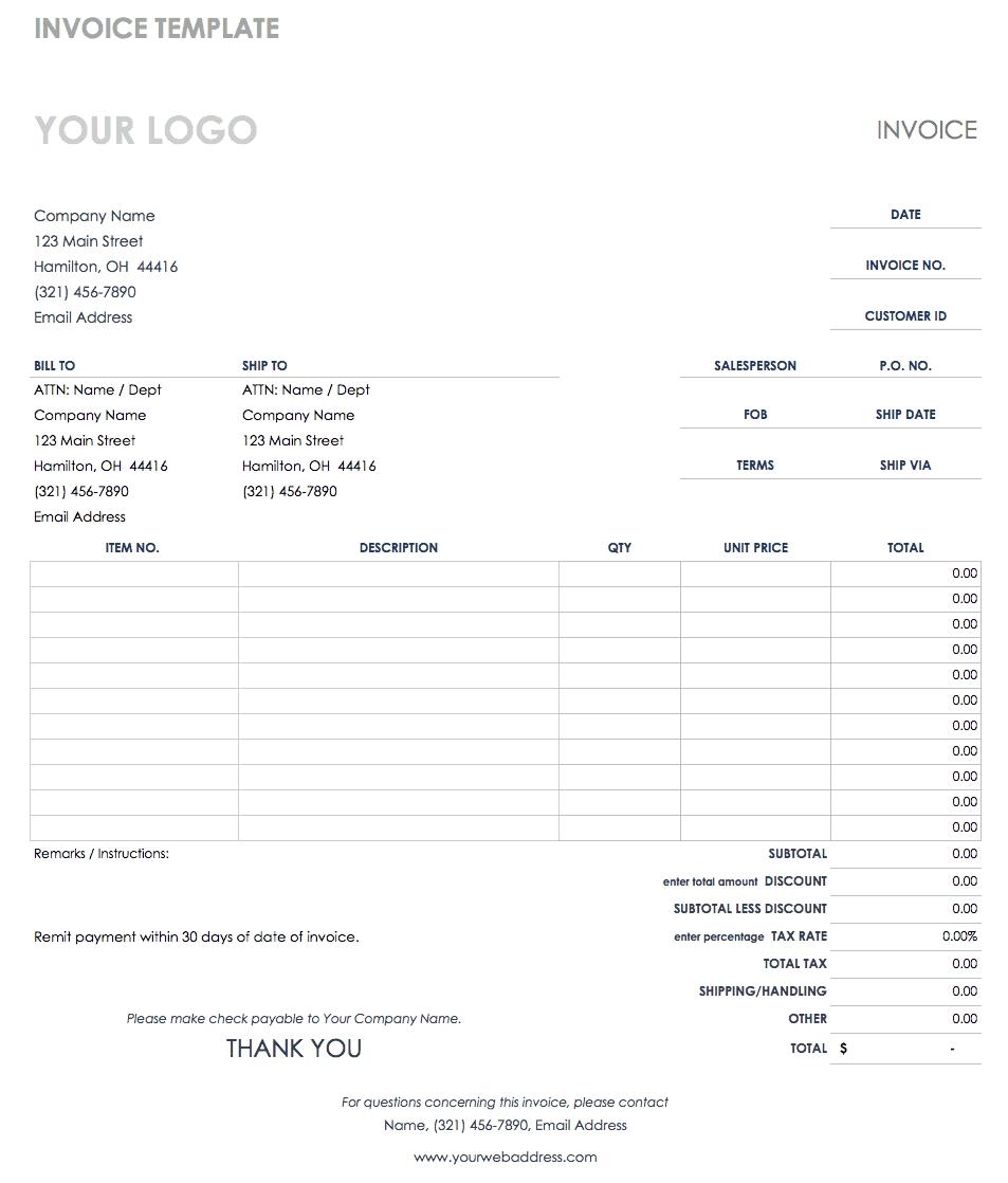 free credit and debit note templates smartsheet template debit or credit invoice