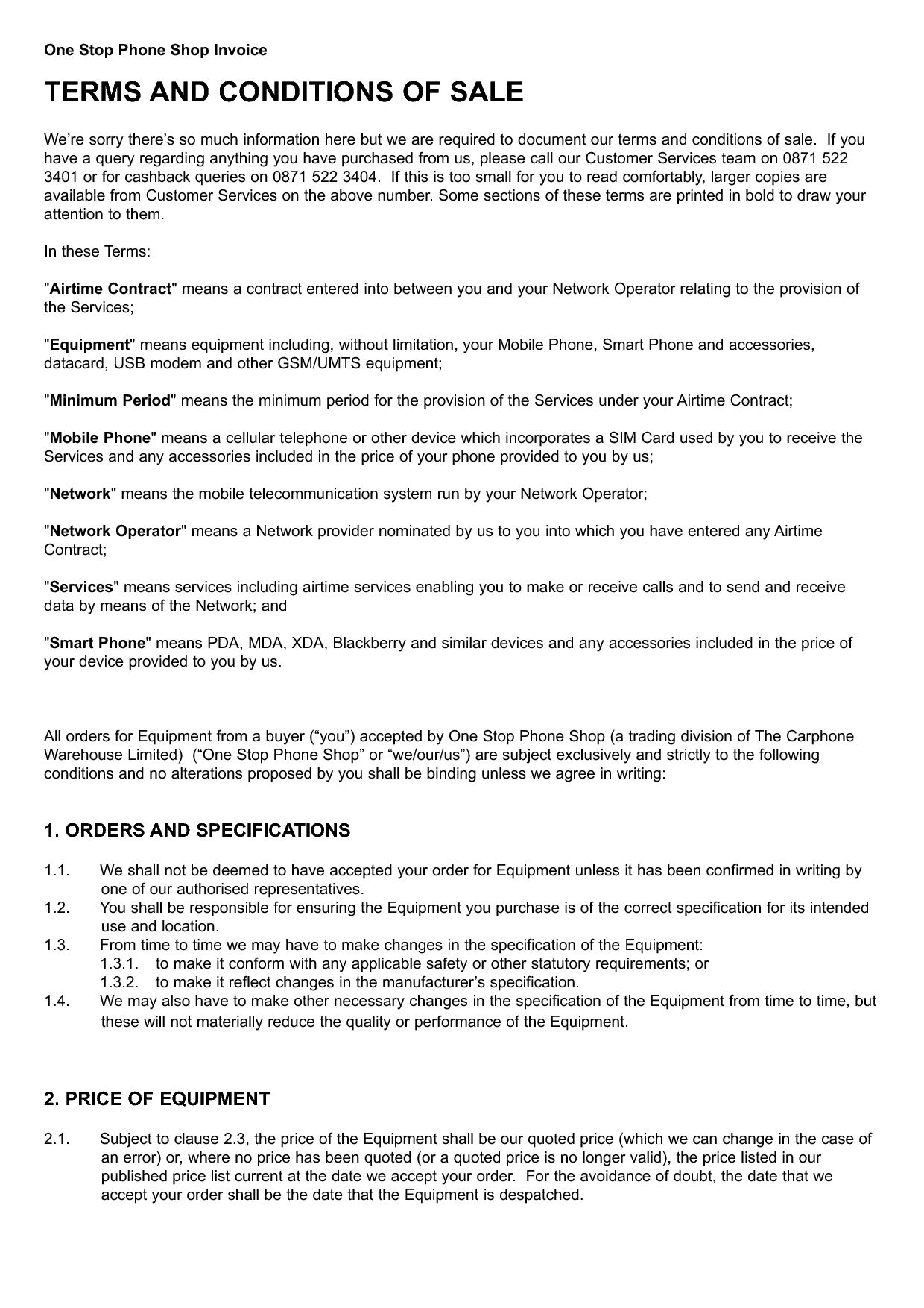 invoice payment terms and conditions invoice template free payment terms and conditions template
