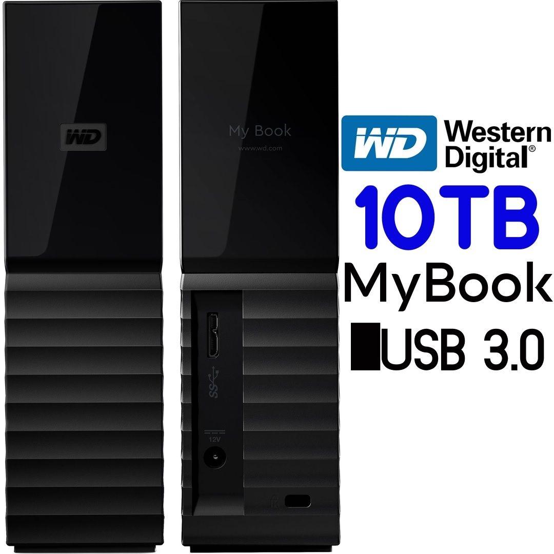 wd 10tb mybook external desktop usb 30 external hard western digital bill format