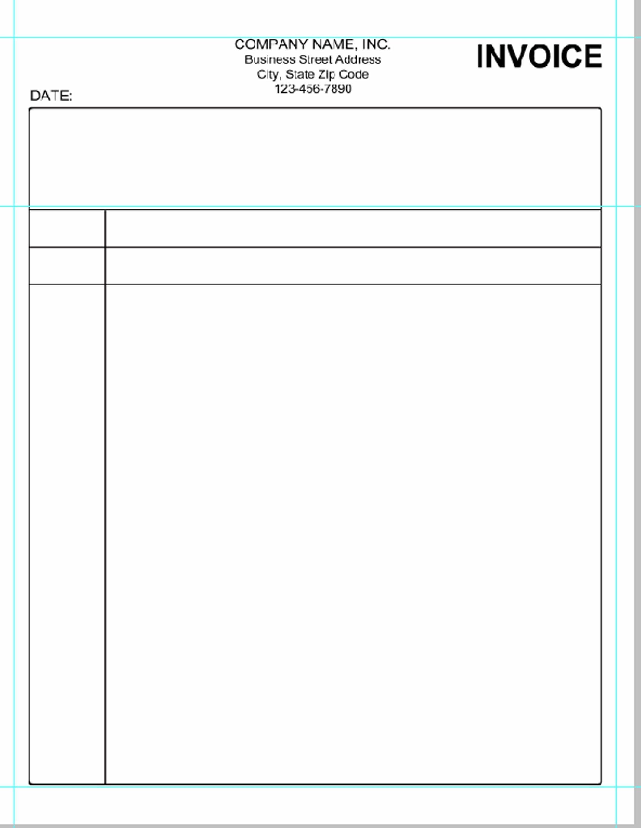 blank invoice template microsoft word invoice template free basic blank invoice form