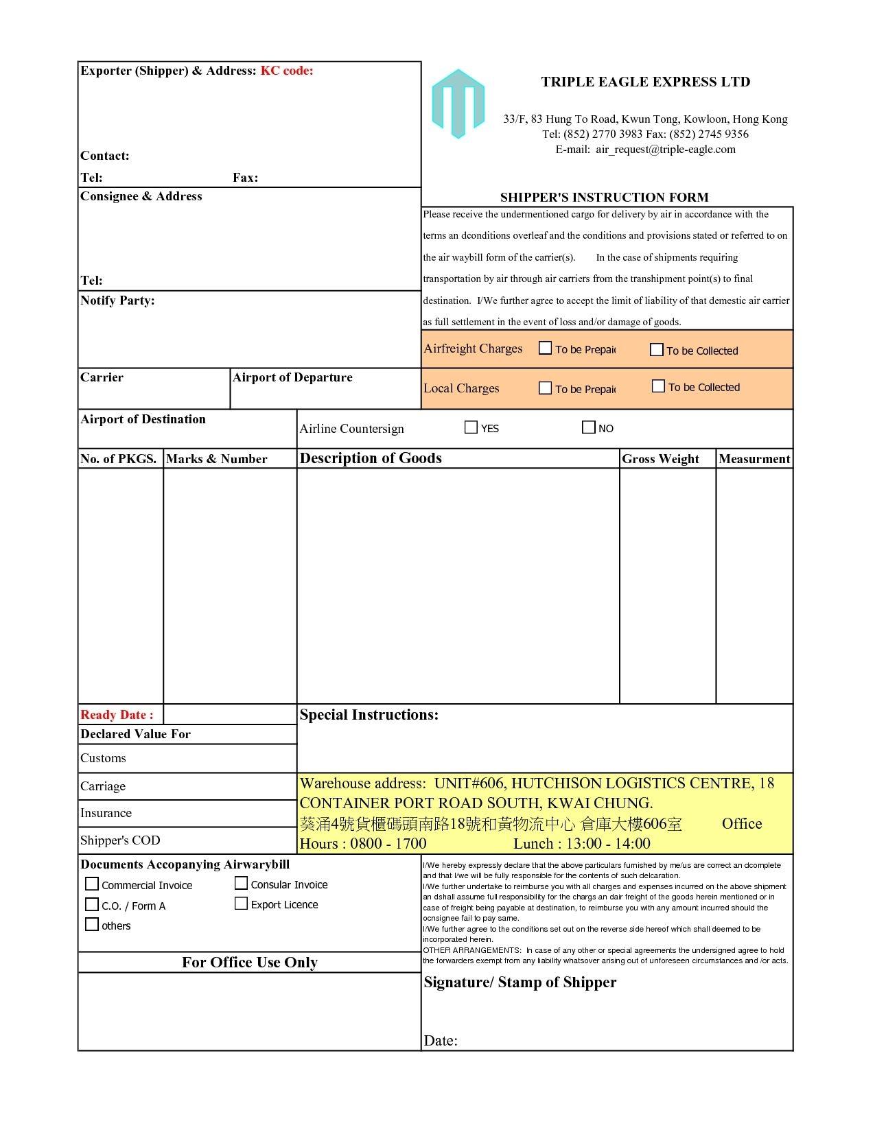 consular invoice format pdf invoicegenerator consular sample of consular invoice