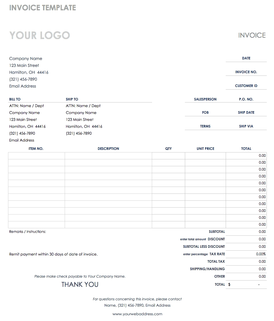 free credit and debit note templates smartsheet credit note invoicing template