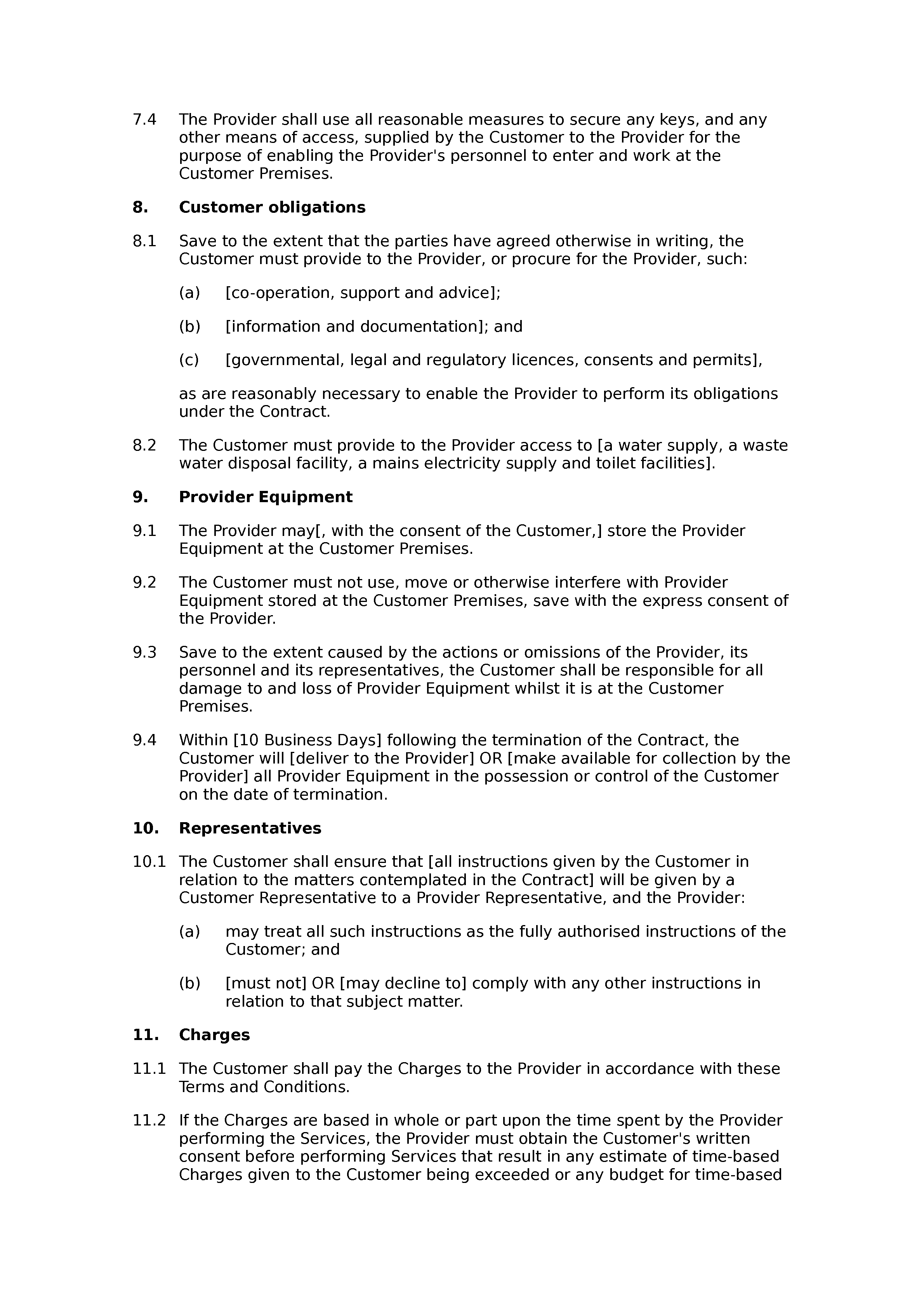 handyman services terms and conditions docular handyman terms and conditions template