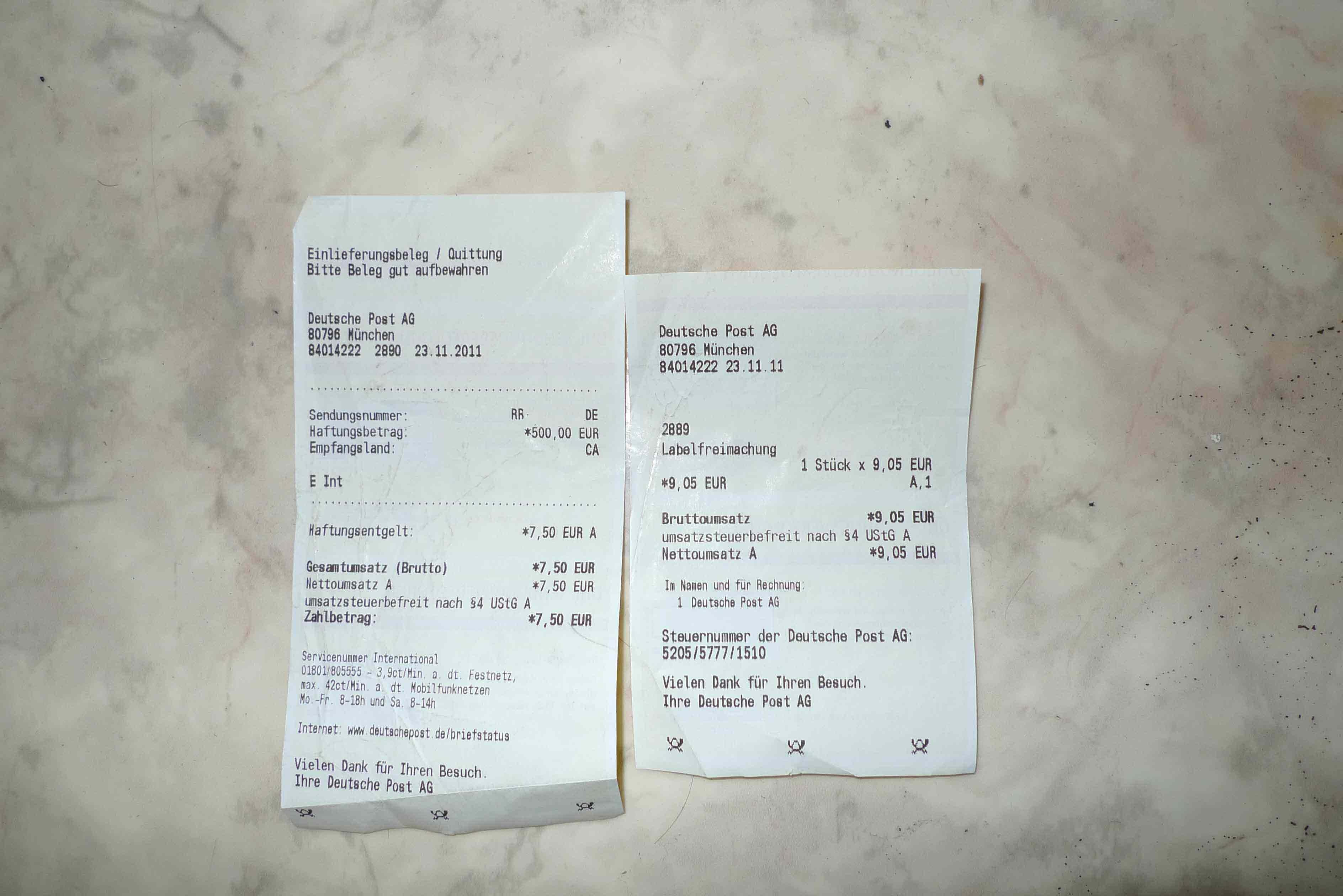 help with deutsche post dhl receipt details life in done dhl transaction receipt