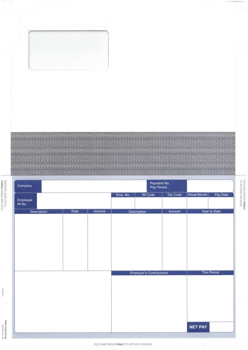 ini064 c compatible quickbooks payslips self seal various pack sizes perforated paper for invoice to use with quickbooks