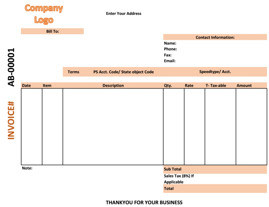 medical shop bill invoice template invoice template studio cash memo in gst format