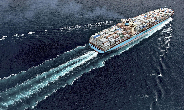 oceanhub maersk and ibm introduce tradelens blockchain commercial invoice of maersk