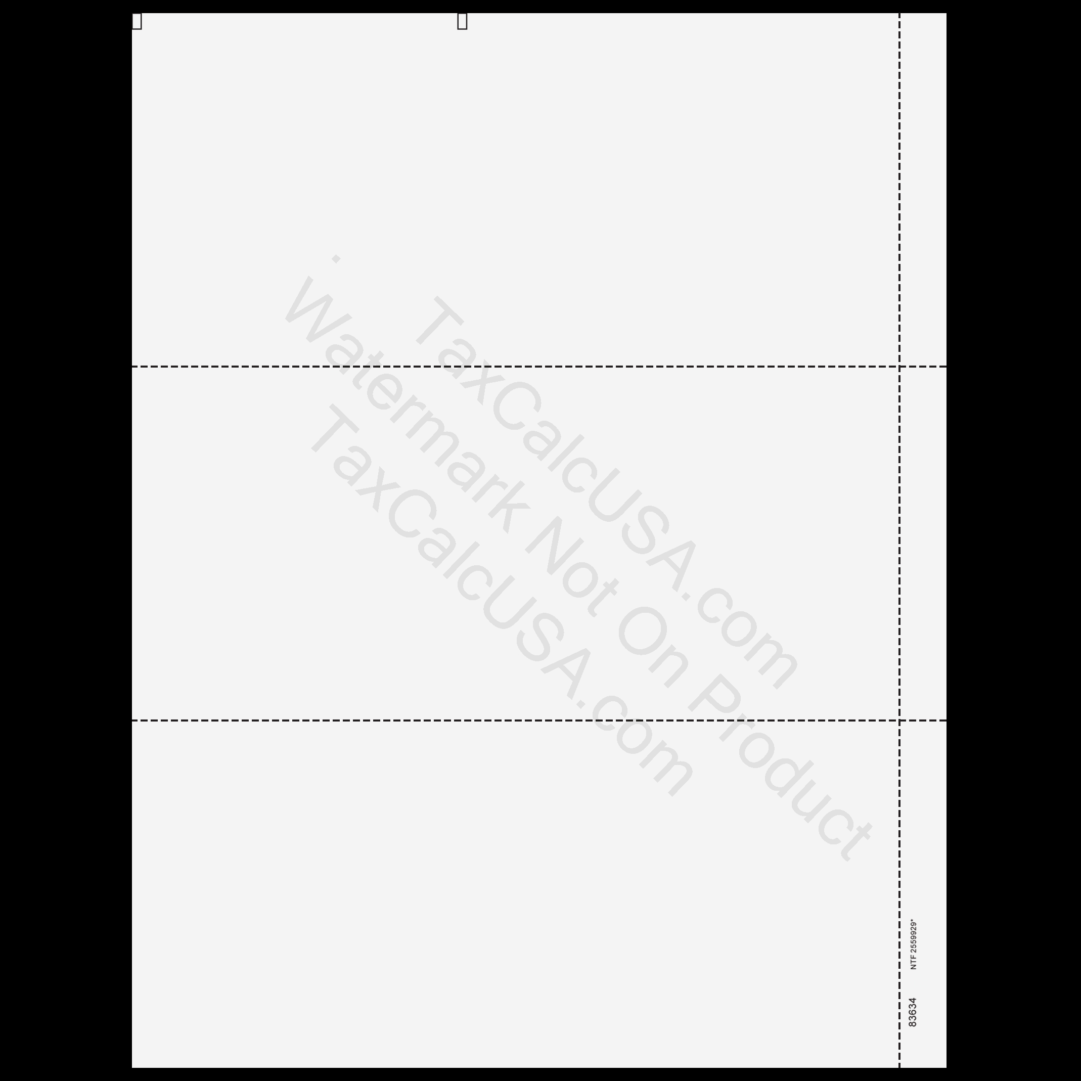 quickbooks supplies taxcalcusa perforated paper for invoice to use with quickbooks