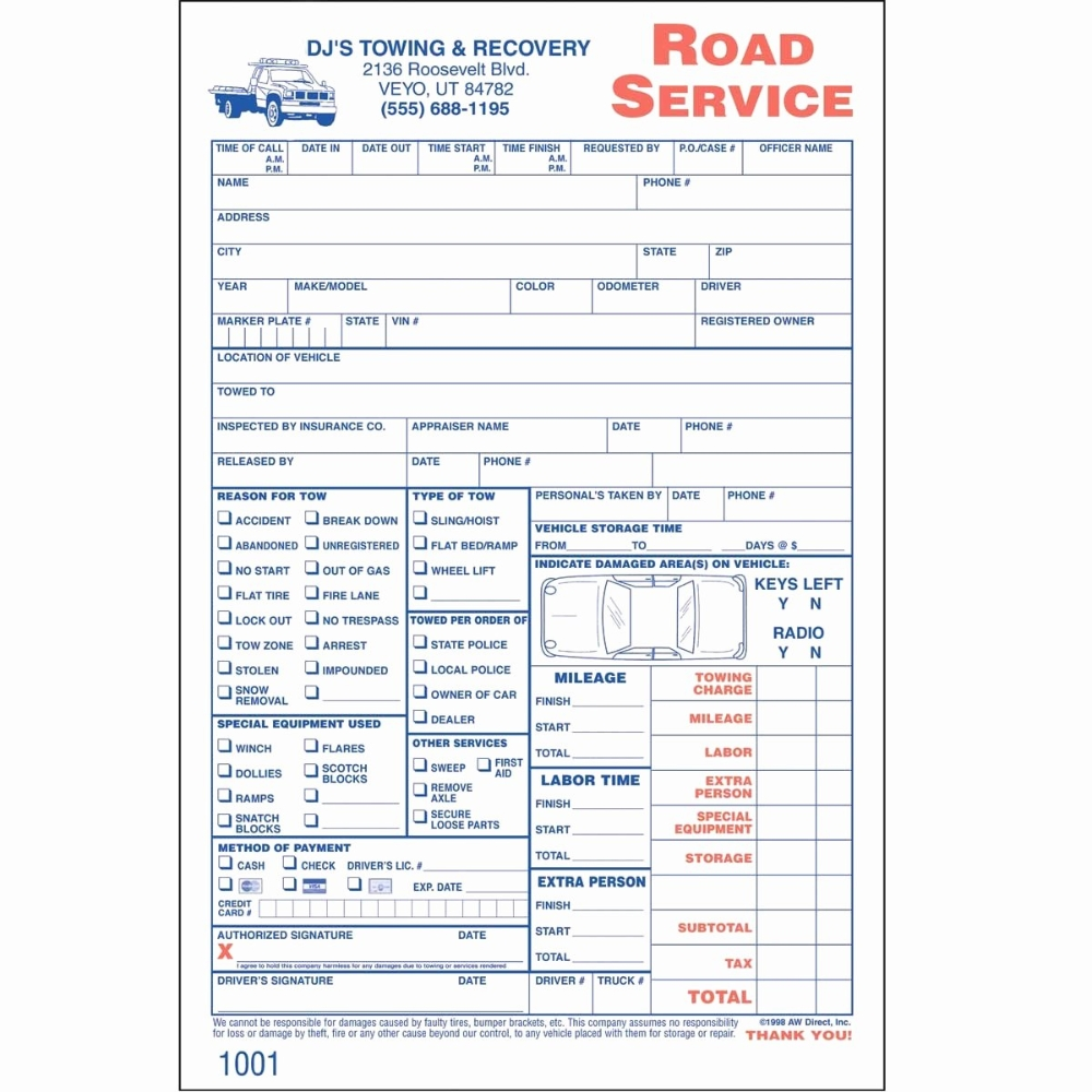 towing invoice template for tow truck invoice invoice sample invoice towing company