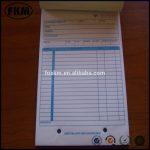 Personalised Invoice Books Vistaprint