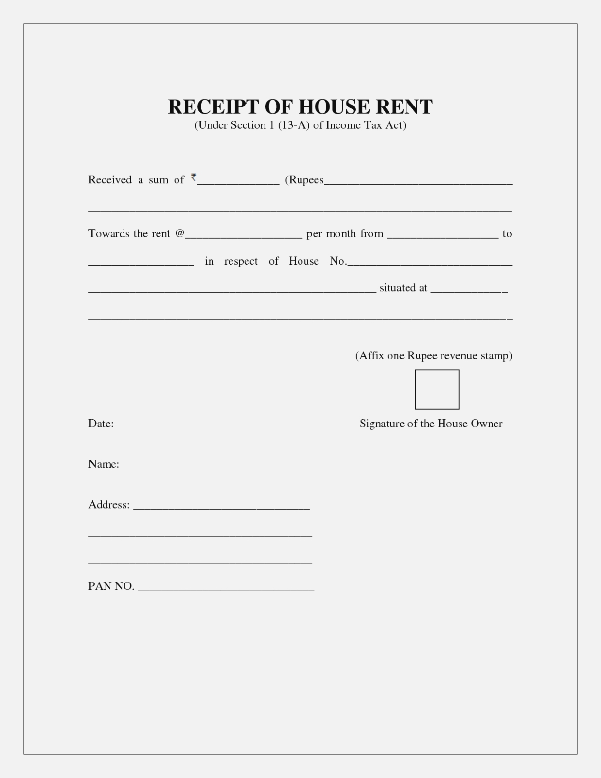 new rental reciepts xls xlsformat xlstemplates rental for taxi invoice