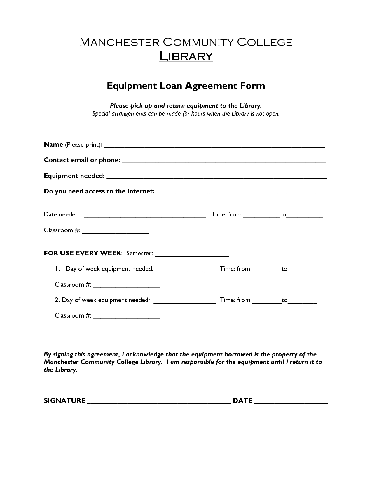 printable sample loan agreement form form legal forms bought note format in india