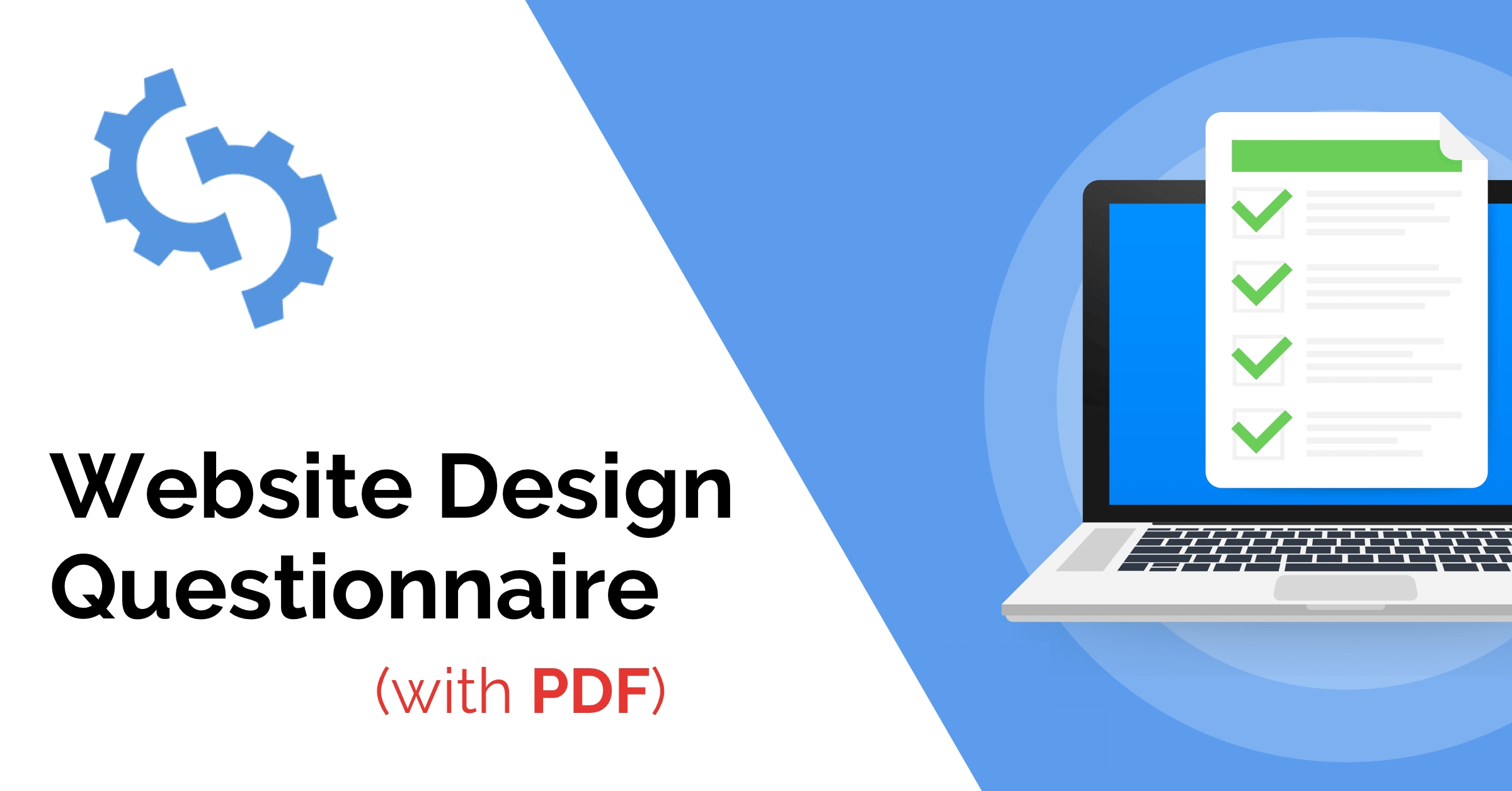 the ultimate website design questionnaire with pdf template web design template of pdf