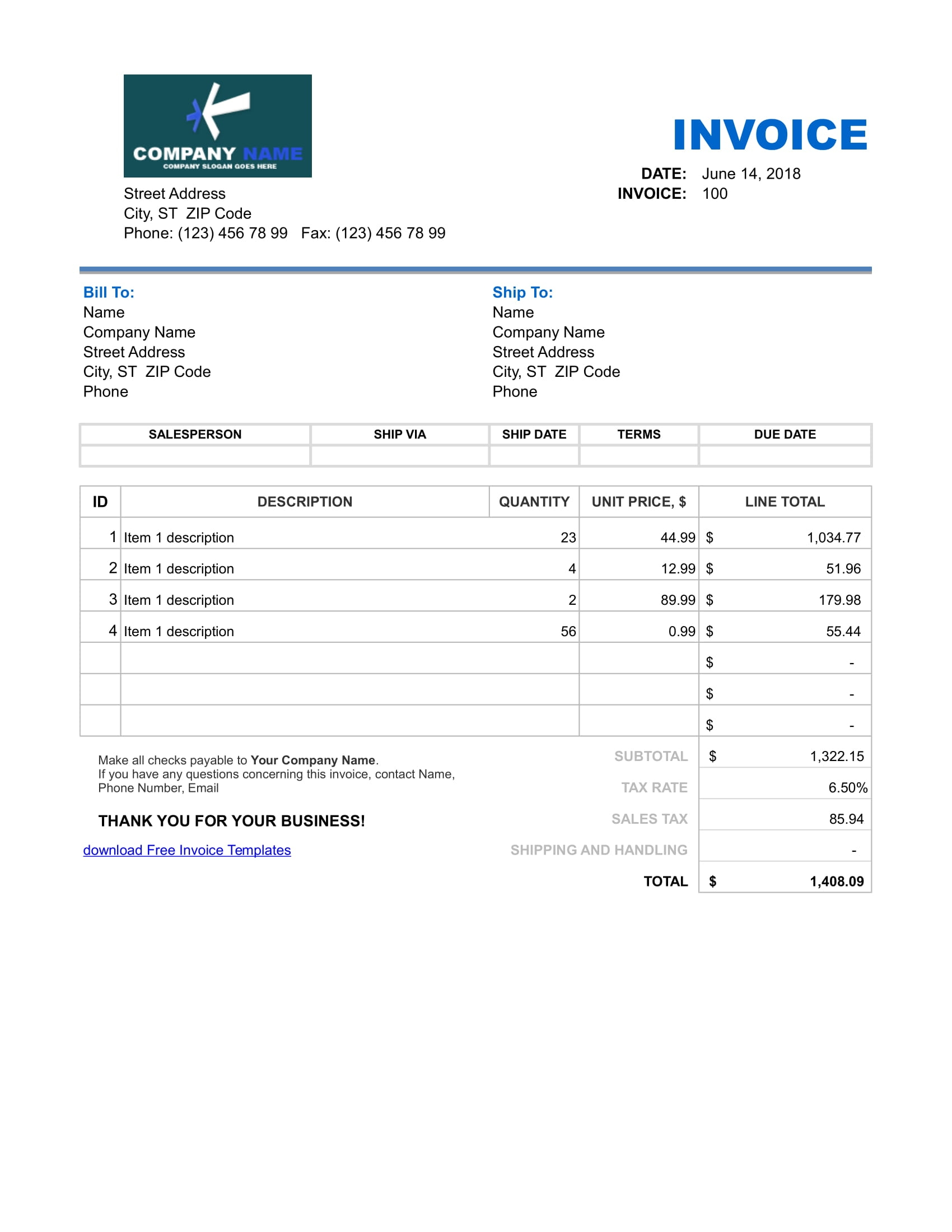 17 sales invoice examples pdf word excel examples the picture of a sales invoice