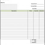 Create Invoice Reconciliation Spreadsheet